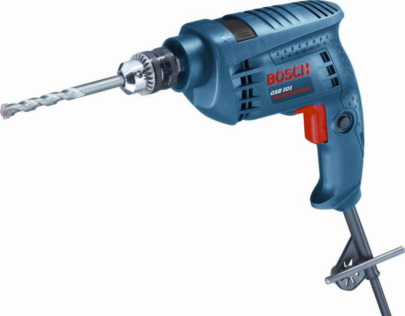 bosch gsb 501 professional 13mm 500w impact driver price. Black Bedroom Furniture Sets. Home Design Ideas