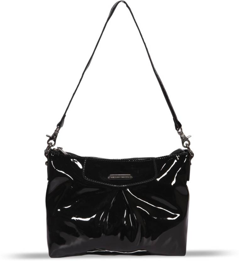 063ad82316cf Buy Massimo Cerutti - Italy Shoulder Bag Black-01 Online   Best ...