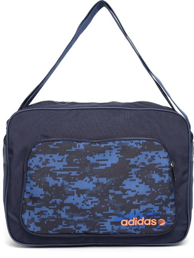 c71ca4c4a4b4 Buy ADIDAS NEO Messenger Bag Navy Blue Online   Best Price in India ...