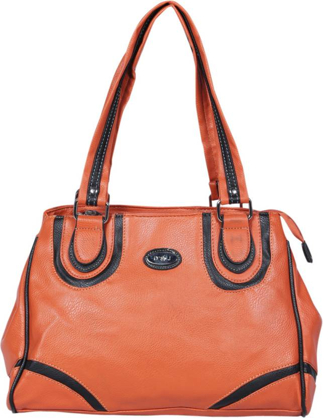 f9d7ed5b6c Buy David Jones Shoulder Bag Orange Online @ Best Price in India ...