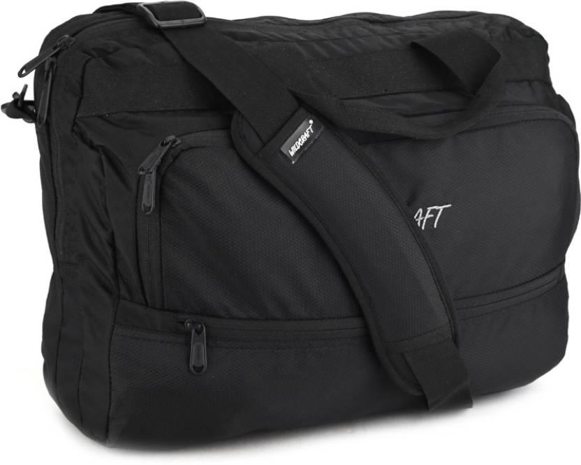 a475e35395 Buy Wildcraft Messenger Bag Black Online   Best Price in India ...