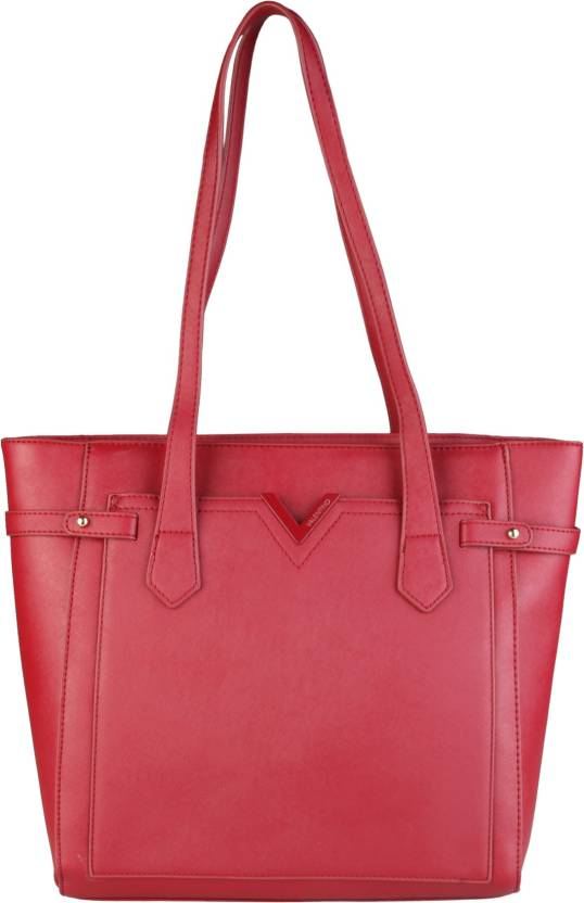 6fac5d2f06 Buy MARIO VALENTINO Tote RED Online @ Best Price in India | Flipkart.com