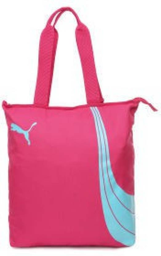 2d3d45b262a5 Buy Puma Messenger Bag Virtual Pink Online   Best Price in India ...