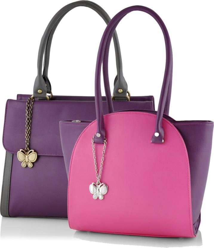 Minimum 30% Off On Handbags