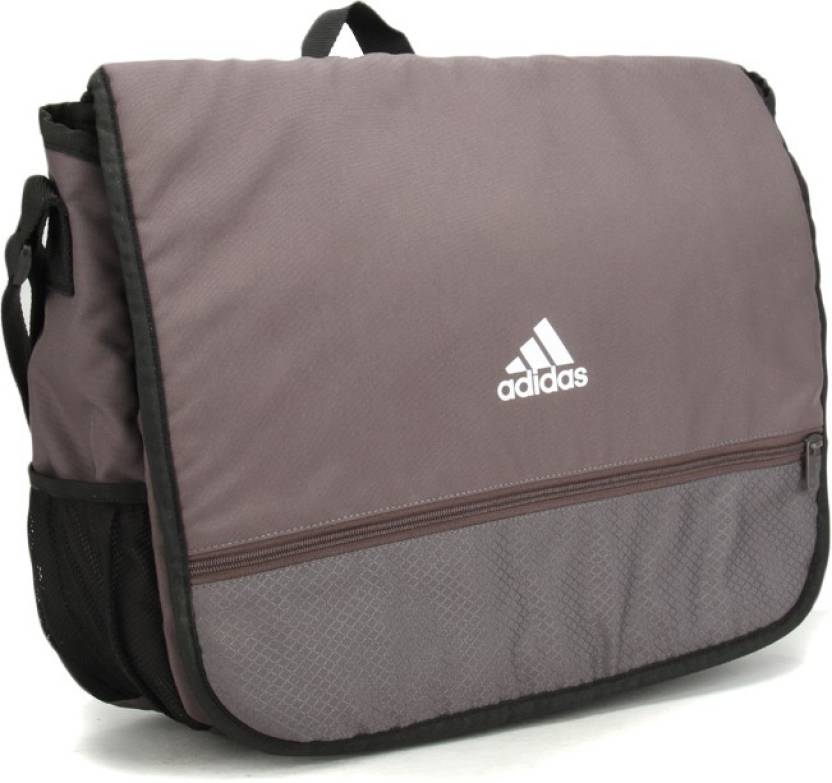 Buy ADIDAS Messenger Bag Granite Online   Best Price in India ...