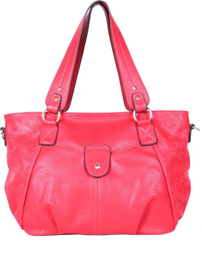 0610669805 Buy David Jones Hand-held Bag Red-1216 Online @ Best Price in India ...