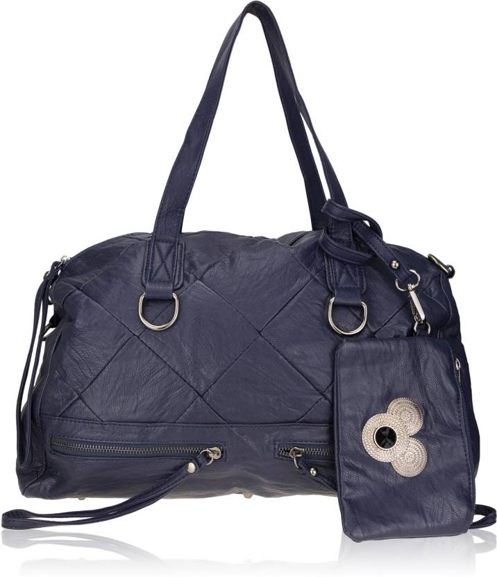 Get best deal for Genious Shoulder Bag(Blue) at Compare Hatke