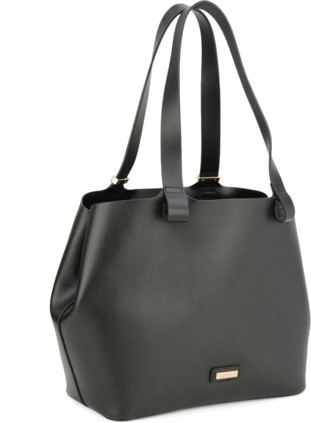 7b2e7646fda Buy ALDO Shoulder Bag Black W Lt Gold Hw Online   Best Price in ...