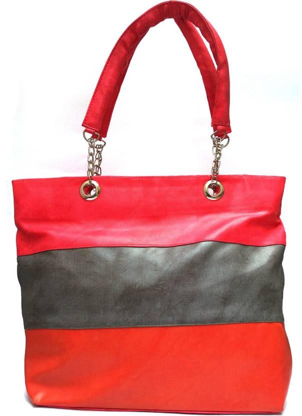 Buy Zedge Hand-held Bag Multicolour Online @ Best Price in