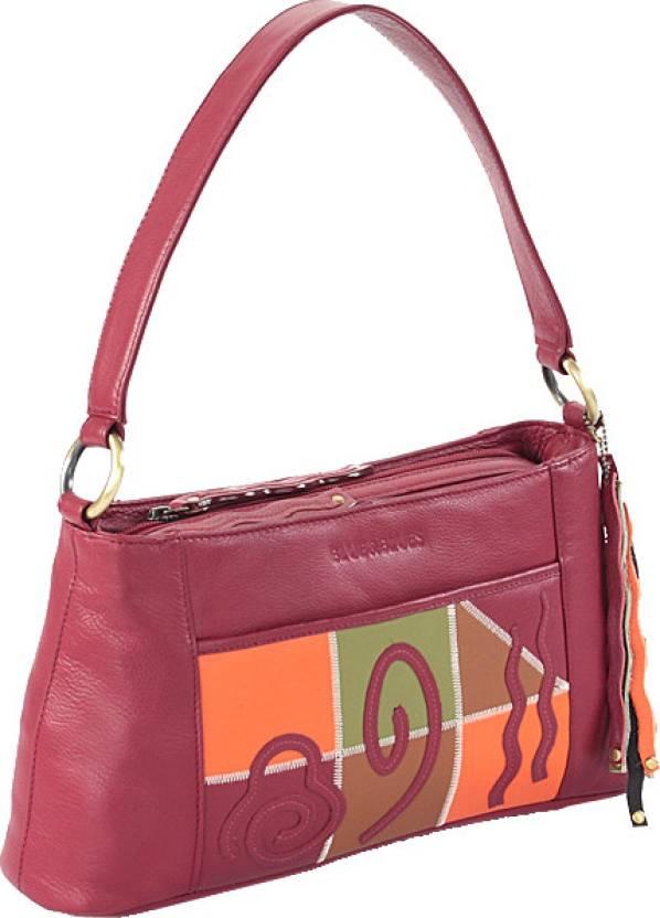9ca13f28ec Buy Blue   Blues Hand-held Bag Red Online   Best Price in India ...