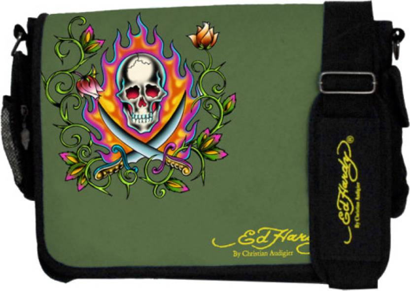 Buy Ed Hardy Messenger Bag Multi Online   Best Price in India ... 635488a778d25