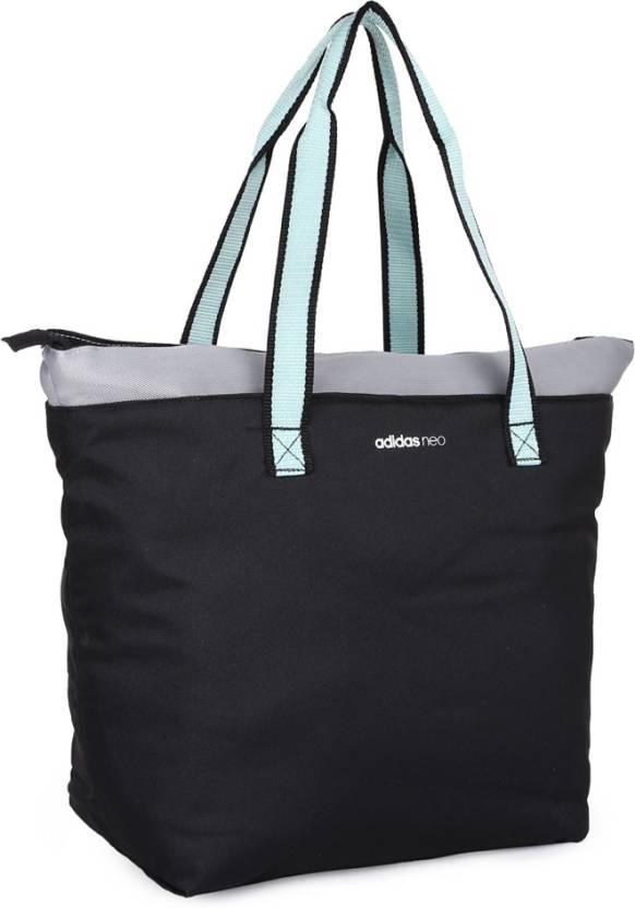 af75bf093a Buy ADIDAS Shoulder Bag BLACK Online   Best Price in India ...