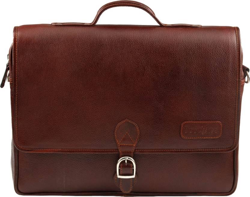 Tortoise Messenger Bag