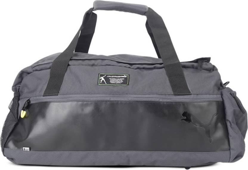 Buy Puma Messenger Bag black-asphalt Online   Best Price in India ... ec1164a7325ae