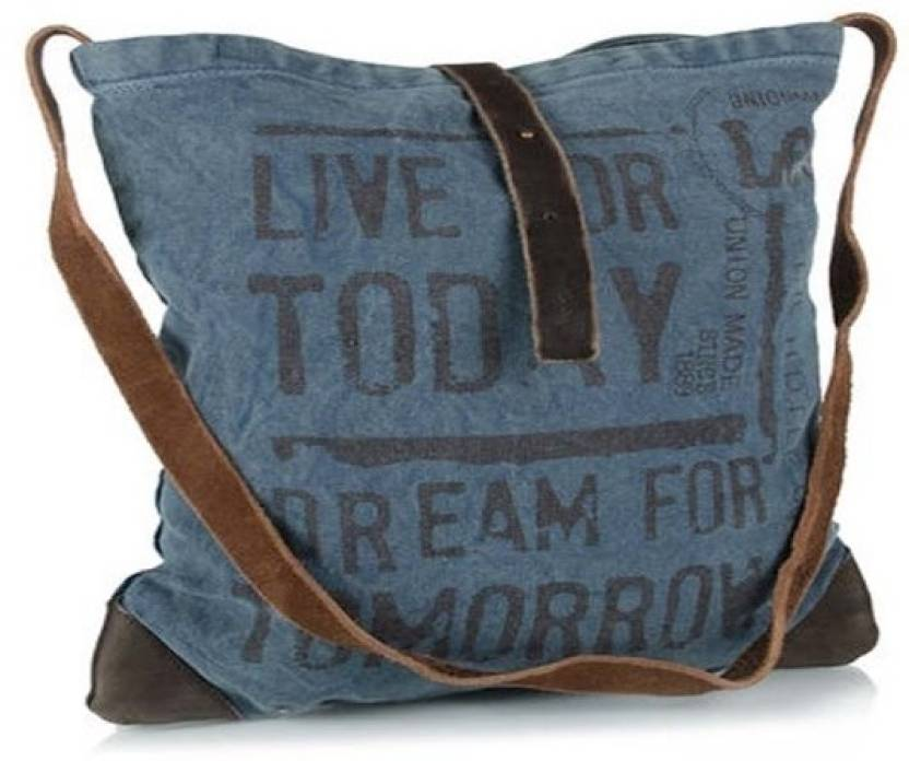 Buy Lee Shoulder Bag Blue Online   Best Price in India  015bbddfa5379
