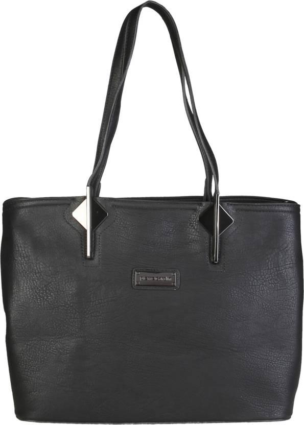 eec06395028b Buy Pierre Cardin Shoulder Bag BLACK Online   Best Price in India ...