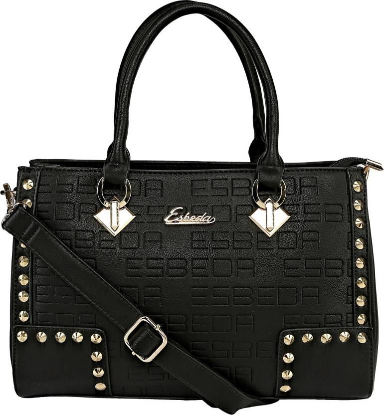 c9a2ac595c3 Buy Esbeda Shoulder Bag Black Online @ Best Price in India ...