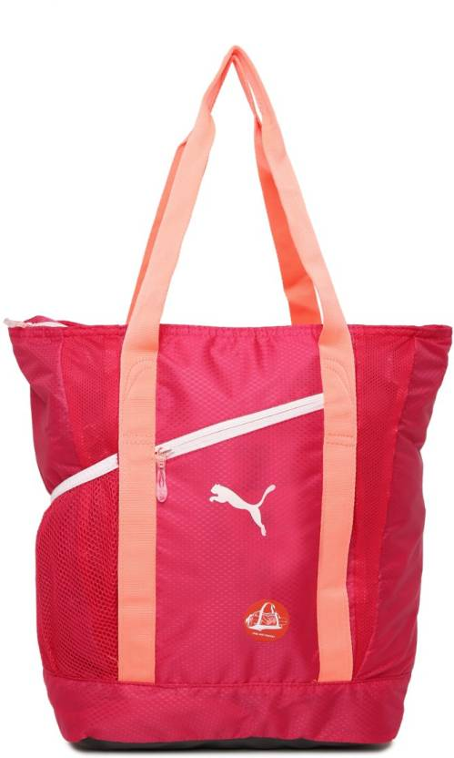 Puma Tote (Pink). Price  Not Available. Currently Unavailable. Highlights. For  Women ... aec0be5c89