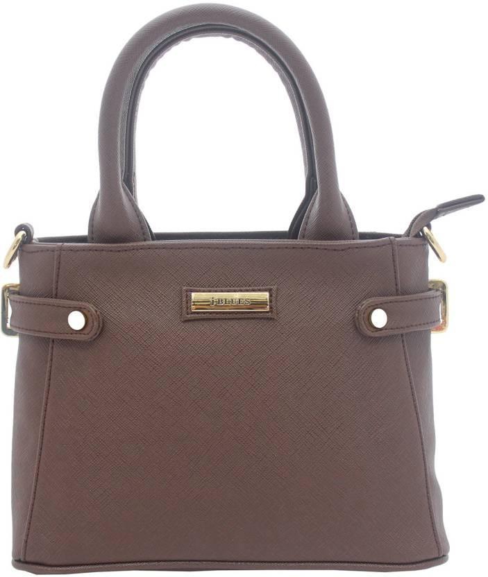 cf10b00af5ff Buy J Blues Shoulder Bag Brown Online   Best Price in India ...