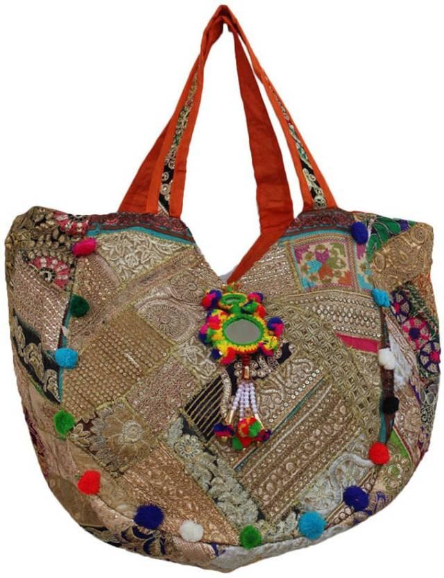 90e235c91 Buy The Living Craft Shoulder Bag Multicolor Online @ Best Price in ...