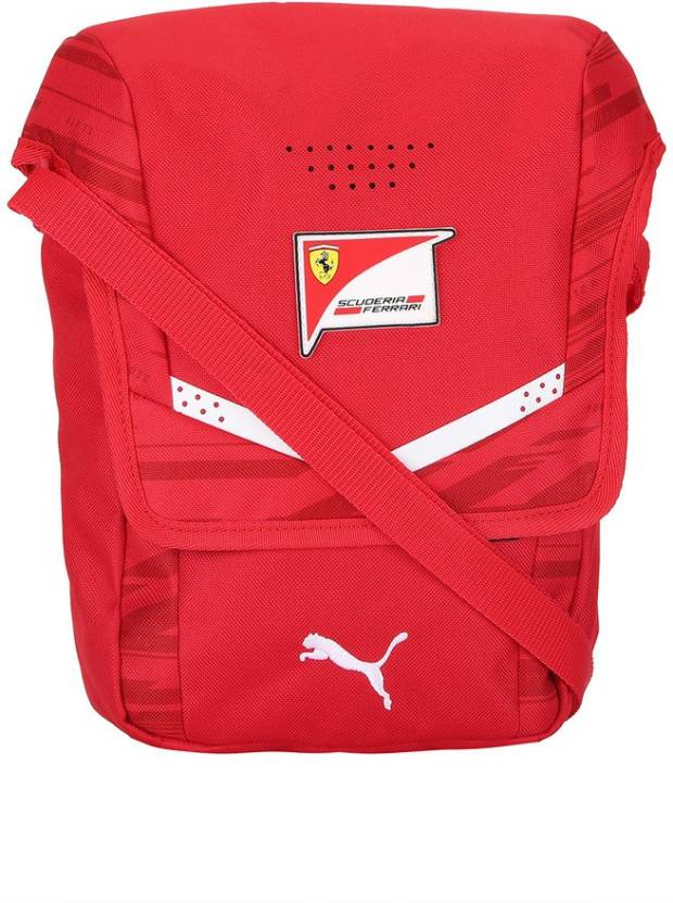 9f9ee0e3c2d2 Buy Puma Sling Bag Rosso Corsa Online   Best Price in India ...