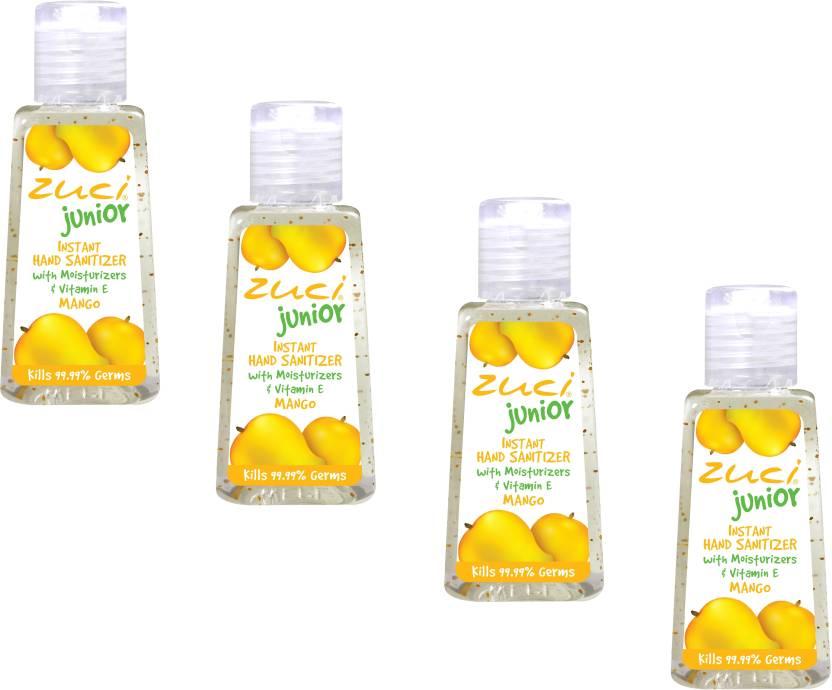 Zuci Junior Mango (30 ml)- Pack of 4