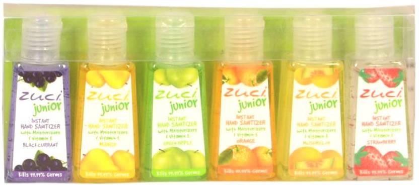 Zuci Junior Instant Assorted Pack