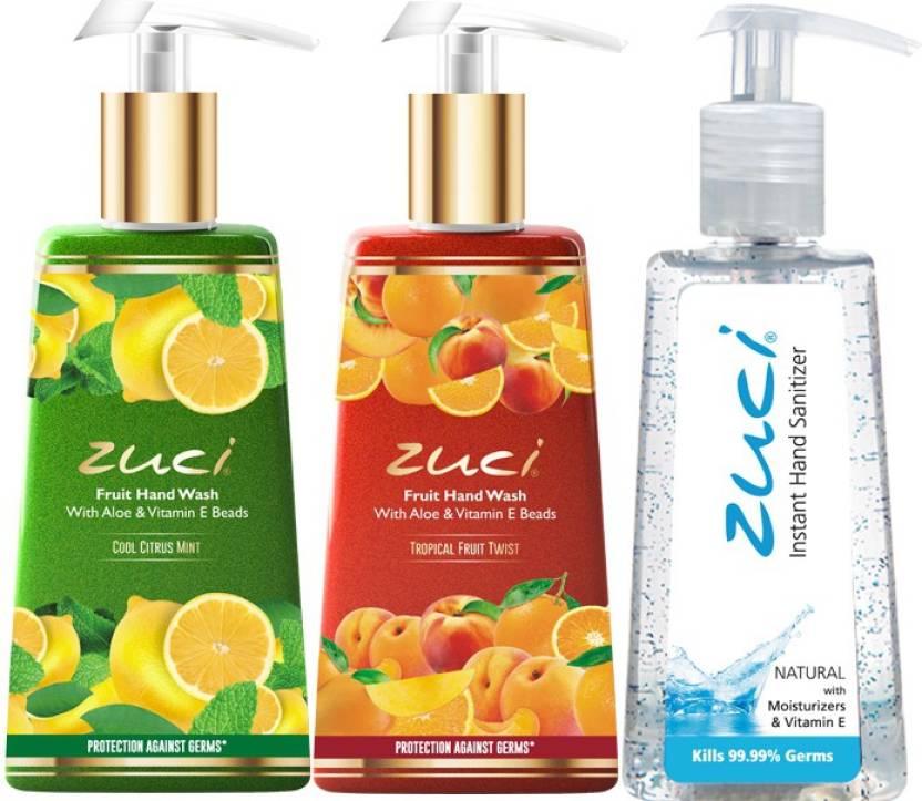 Zuci Muskmelon Hand Sanitizer 30ml Price In India Buy Zuci