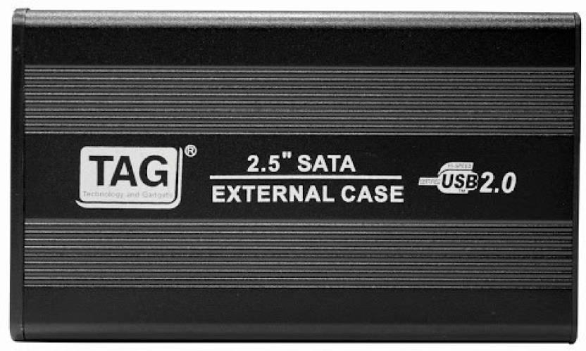 TAG 2 5'' Sata Casing 2 5 Inch Hard Drive Enclosure