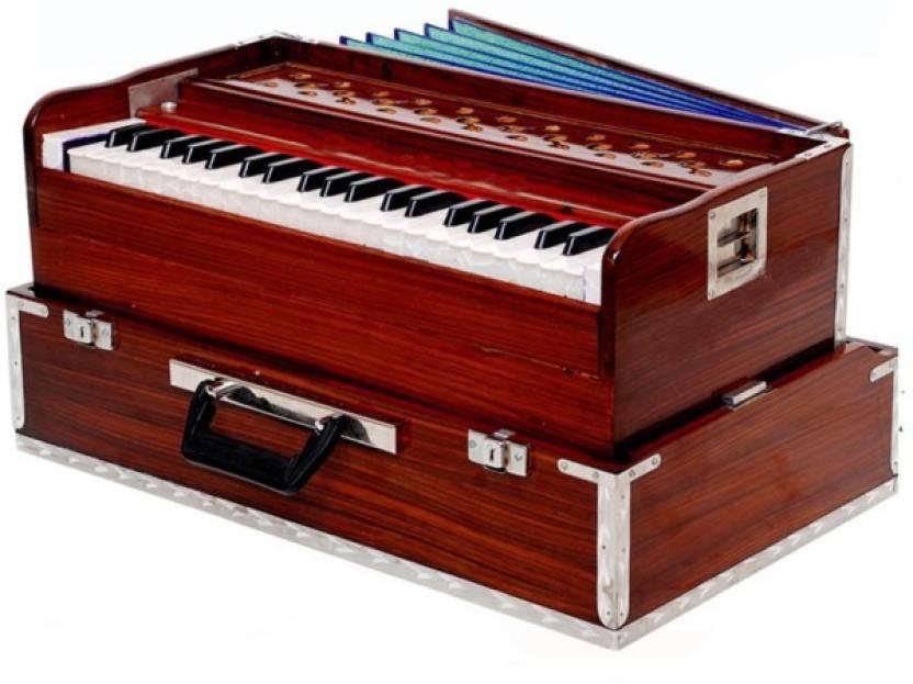 SG Musical SGM04 3 1/2 Octave Harmonium Price in India - Buy