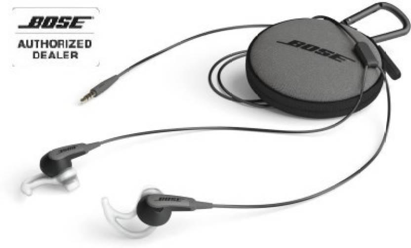 aaebc40ac7d Bose SoundSport In Ear Wired Headphone Price in India - Buy Bose ...