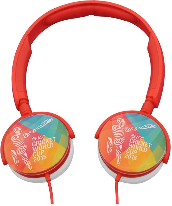 Cognetix ICC Cricket World Cup 2015 DIY Wired Headphone