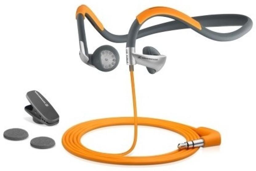 Sennheiser earbuds sport 686i - running headphones wired sport earbuds