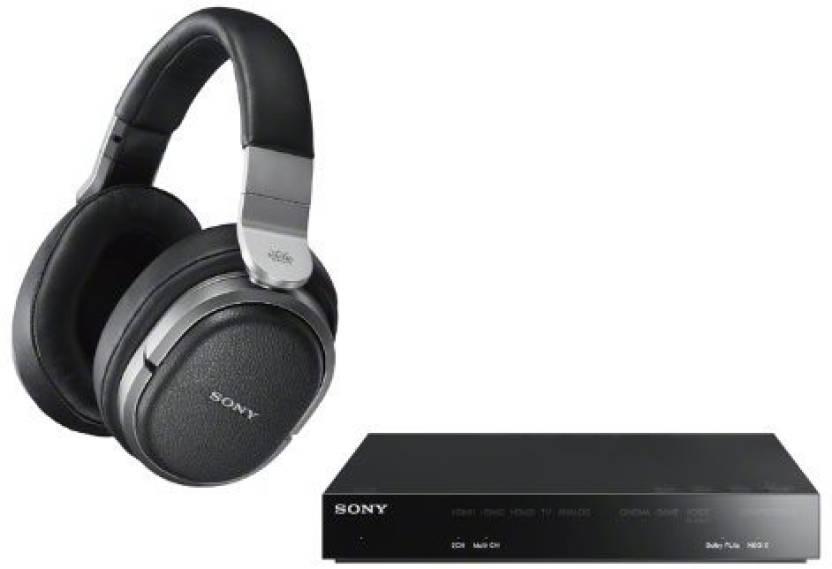 7d6014178ad Sony Mdr-Hw700Ds Wireless Headphone 100-240V (Japan Import) Headphone  (Black)