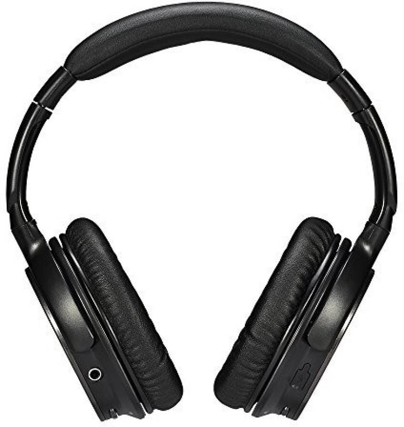 fe843a325f2 Ausdom M06 Lightweight Stereo Wi Wireless Bluetooth Edr Over Ear Headphones  Deep Bass With Built-In Mic For Music Streaming Hands-Free Headphone (Black)