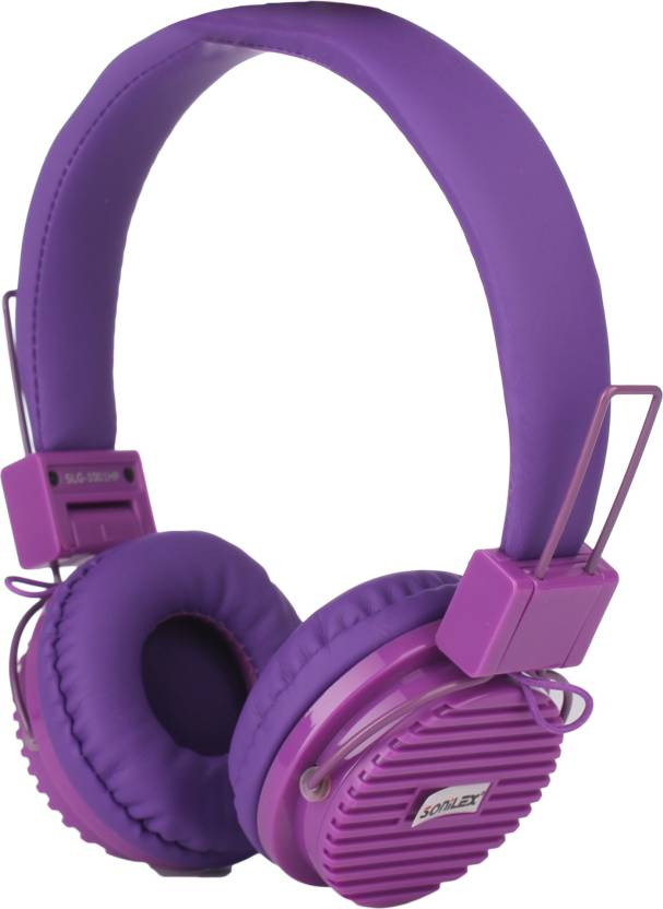 cba56dcabaf Sonilex SLG-1001 HP Headphone Price in India - Buy Sonilex SLG-1001 ...