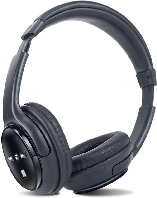 bdeebe8c086 Iball POWER BEATS BT B9 Headphone Price in India - Buy Iball POWER ...