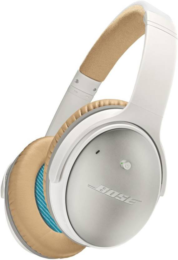 30b99da54e2 Bose QuietComfort 25 for Android Devices Wired Headphone (White, Over the  Ear)