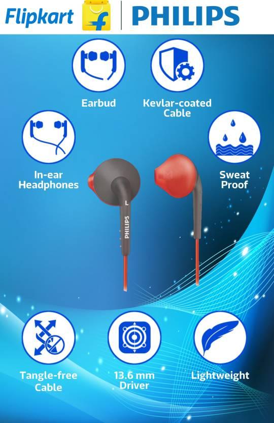 Philips SHQ1200/10 Wired Headphones