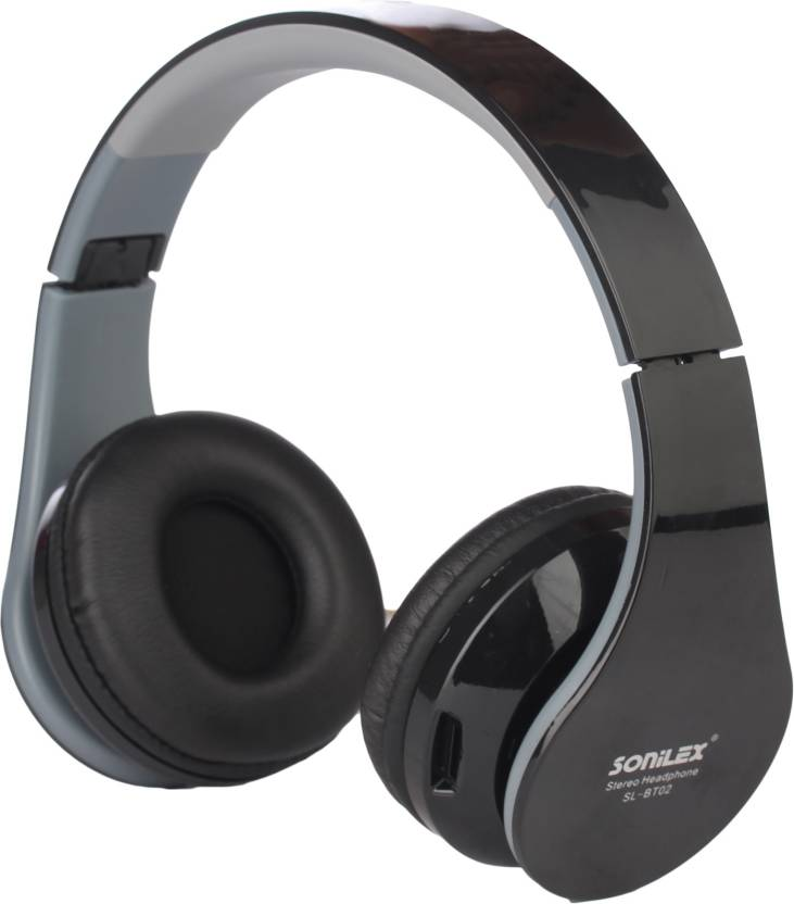 e7a0b98ca7f Sonilex SL-BT02 Headphone Price in India - Buy Sonilex SL-BT02 ...