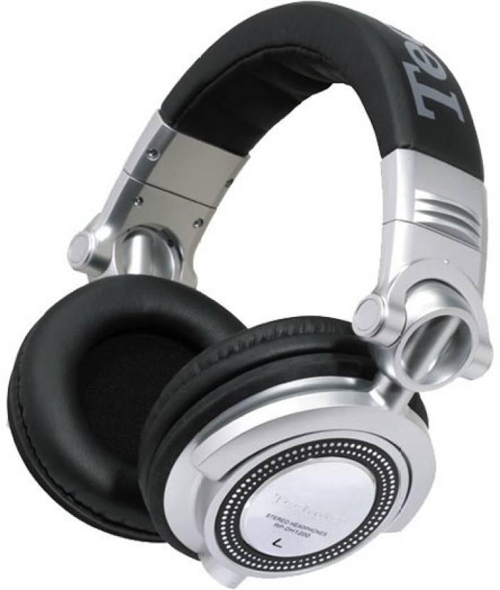 Panasonic RP-DH1200E-S Wired Headphones