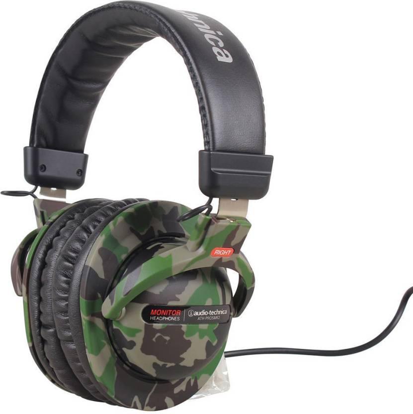 Audio Technica ATH-PRO5MK2CM Wired Headphones