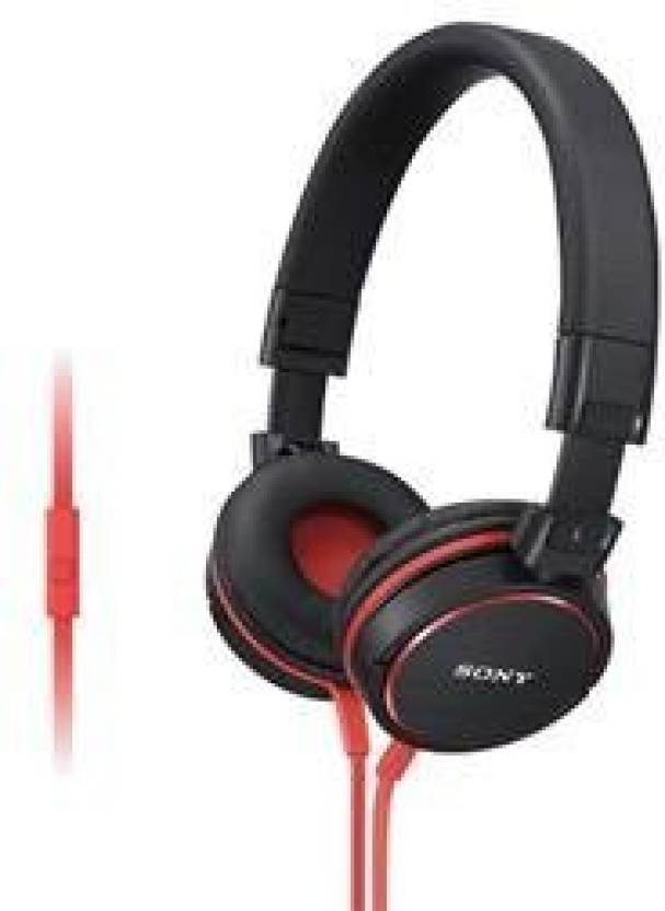 Sony Mdr-Zx600Ap Sound Monitoring Headphone (With In-Line Remote And Microphone) Headphone