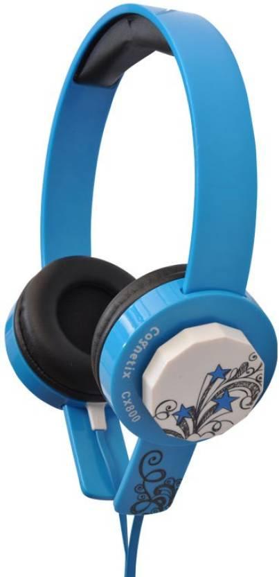 66a90b60fc46f Cognetix Rainbow Cx800 B Headphone