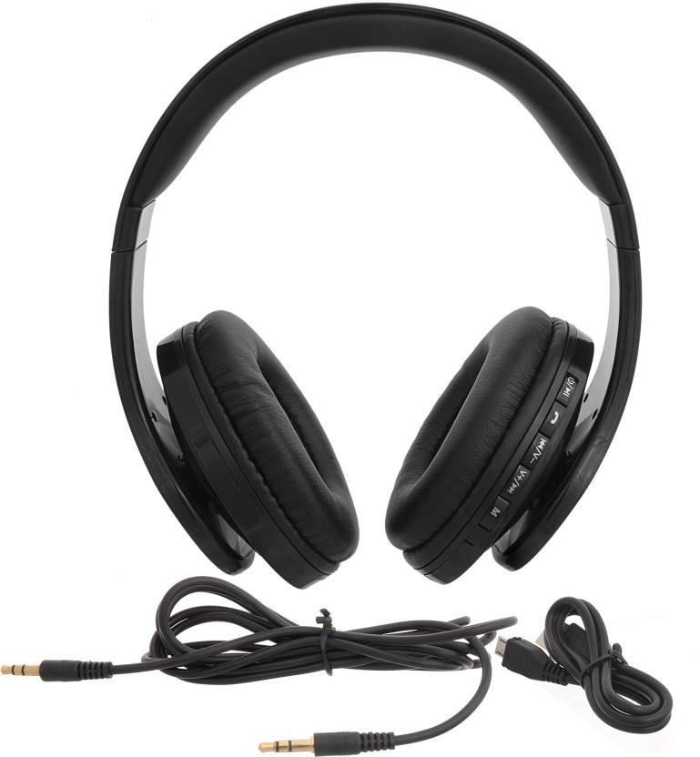 9f7daae2c18 iNext IN 916 BT Blk Headphone Price in India - Buy iNext IN 916 BT ...