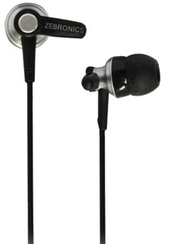 Zebronics ZEB-EM1010 Wired Headphones