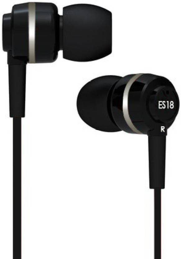 SoundMagic ES 18 Wired Headphones