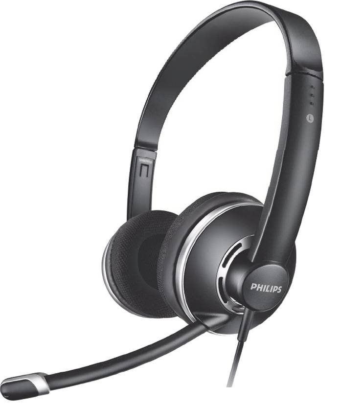 Philips SHM7410U/97 Wired Gaming Headset With Mic