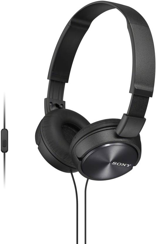 Just Rs.899 Sony MDR-ZX310 Wired Headset With Mic