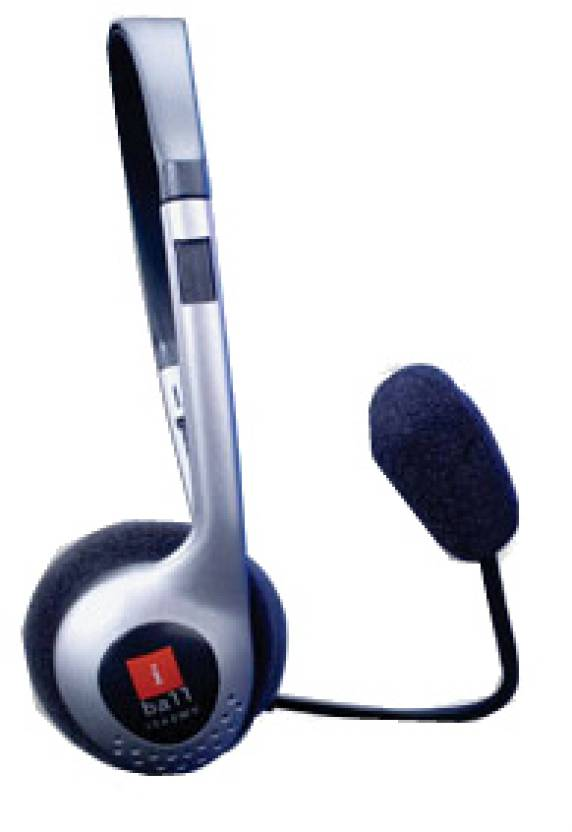 Iball i342MV Headset with Mic